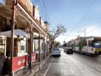 Gertrude Street - many cafes, restaurants and shops await you