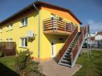 Komfort-Apartment Aussen
