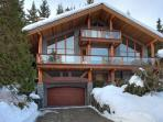 Peak View Chalet | Luxury 4 Bedroom, Fireplace, Scenic Views, Private Hot Tub