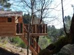 La Cabane de Peyrolles en Automne