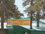 Want to Ski? Visit Mount Olympus, Troodos Mountains