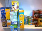 All cereals provided! (+ Variety Packs)