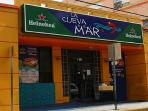 CUEVA DEL MAR RESTAURANT, AROUND THE CORNER