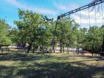 parc arboré et clos