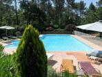 Villa Victoria Gréasque, piscine chauffée