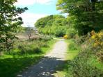 Loads of footpaths to explore