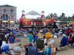 Free Concerts on Boardwalk