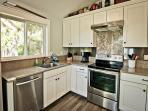 Kitchen- Stainless steal appliances