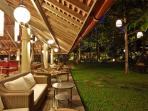 The beautiful Club House Is the centrepiece for social gatherings by residents of the Community