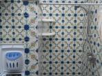 box doccia e lavatrice
