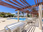 Magia Serenity - Common areas pergola - Vacation rentals Playa del Carmen