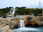 cascata terminale acquedotto pugliese