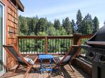 Riviera Retreat, Middle Deck Seating & BBQ
