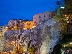 Bastione di Santa Croce - Cagliari Castello
