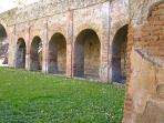 Villa Romana I sec. a.c. , Minori