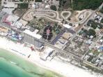 Aerial view of Ocean Reef