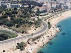 beautiful apartment center 20m from the beach