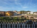 Casa Vacanze Fusina - Dogliani - Vista dal balcone