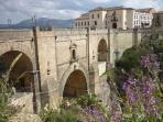 Ronda Tajo Gorge Bridge