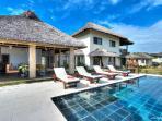 Villa luxueuse avec piscine