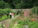 Llanerchaeron gardens