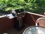 Brand new Kitchen-Aid BBQ makes grilling a breeze!
