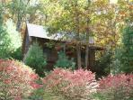 Cabin With WiFi, Fireplace & Fenced In Yard!