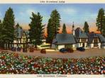 Old Lake Arrowhead Lodge