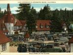 Old Lake Arrowhead Village.