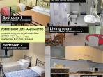 Apartment TWO - 95 sqm for 2/6 people
