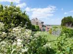 Maytime Cottage - The Garden
