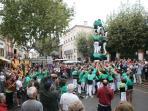 Catalan festival, Argelès-sur-Mer