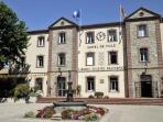Argelès-sur-Mer town hall