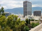Recently renovated, modern, cosy, 5th floor, fully furnished studio in the center of Athens.