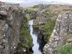 Thingvellir national garden
