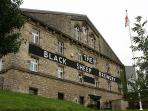 Black Sheep brewery Masham