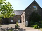 Garden Cottage, Fairlaw the perfect place for a holiday in the Scottish Borders