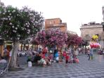 main square Taormina