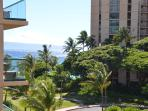 Some Ocean views from the lanai