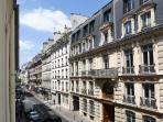 Grand charme en plein Paris