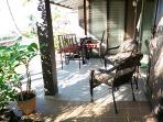 With your own high speed wifi, bring your ipad or tablet and watch TV or read on the lanai.