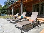 Black Mountain, Lounge by the Pool, Vacation Rental