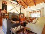 Black Mountain, Pool House Living Room