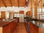 Black Mountain, Pool House Kitchen