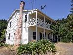 Black Mountain, Farmhouse Exterior