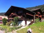 Beatenberg Village