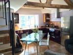 lounge/ kitchen/diner