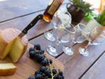 Enjoy Cretan taste in our garden!