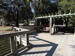 Community Dock within Complex for fishing, alligator and turtle watching and relaxing