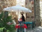 restaurant in saint chinian
